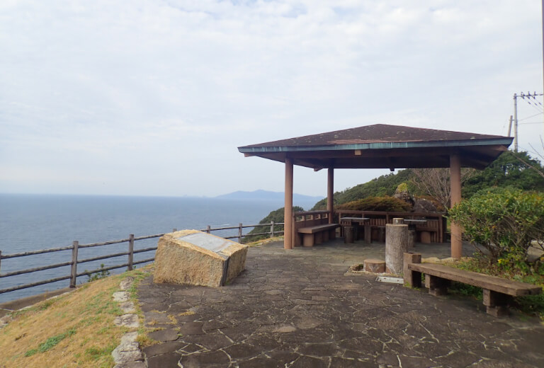 Issai-toge Rest Area